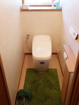 LIXILおすすめNo.1トイレ!サティスGタイプにお取替え