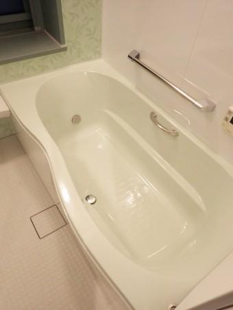 もっとお風呂が好きになるリノビオVにお取替え