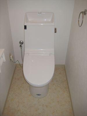 LIXIL アメージュZシャワートイレにお取替え