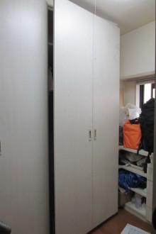 サービスルーム(納戸)を子供部屋として使えるように