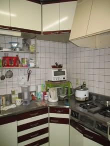 N様邸 戸建てのセット型キッチンをシステムキッチンに