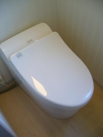 和式トイレをTOTO最新トイレに!