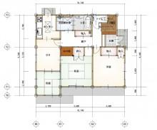 2階から1階へー住まい方を変える為1階を全面リフォーム