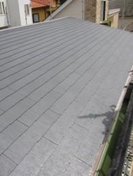 屋根葺き替えで耐震補強