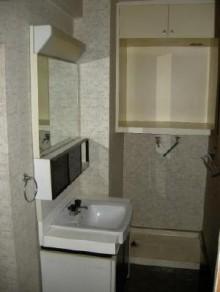 タッチレス水栓の洗面化粧台でラクラク