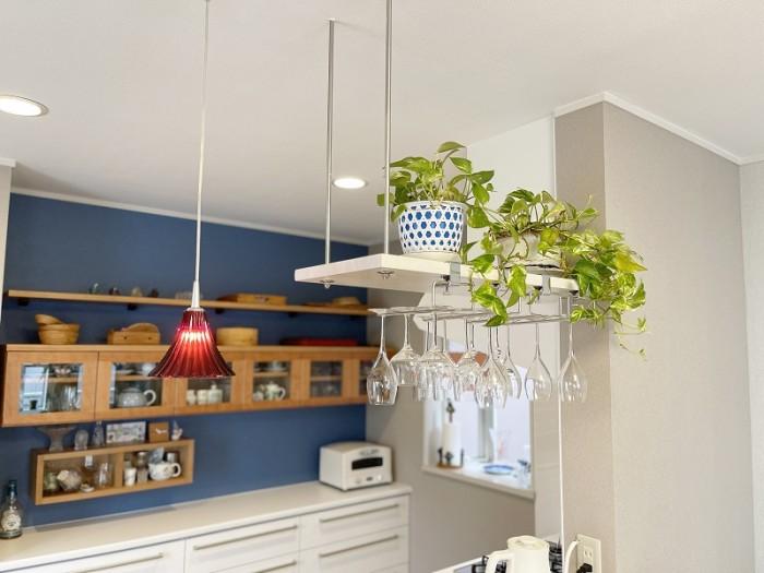 吊戸棚を撤去して、すっきり機能的な対面キッチンに 世田谷区M様邸