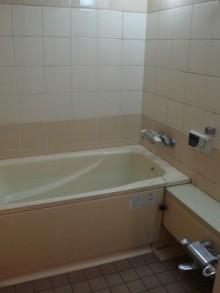 浴室をくつろぎの空間へ